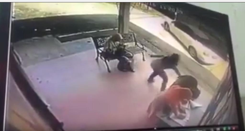 tudung robber