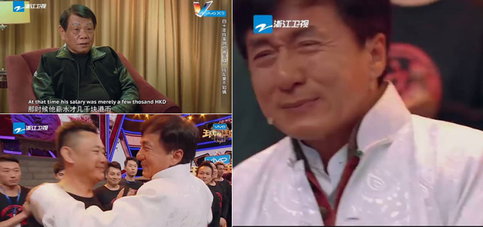 First Generation Stunt Team Members Deliver A Tear-Jerking Tribute To Jackie Chan. If You Feel Nothing After Watching This, You Are Not Human